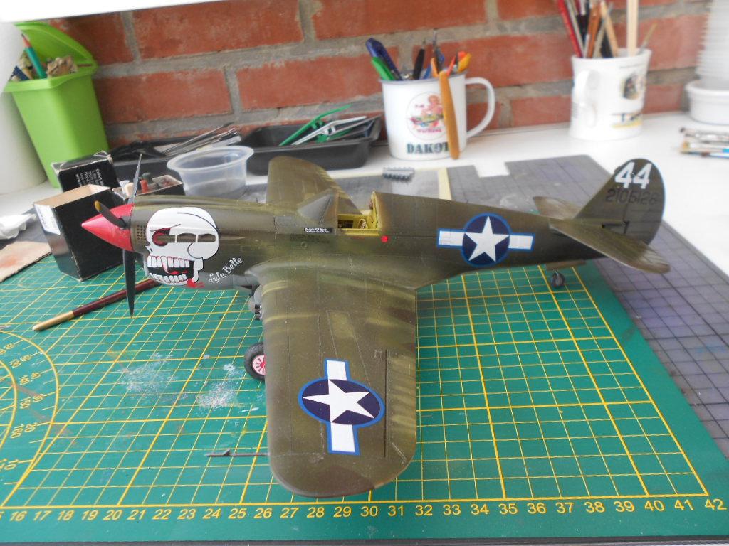 P 40 N.  Warhawk 1/32 Eduard   - Page 2 P40_bi15