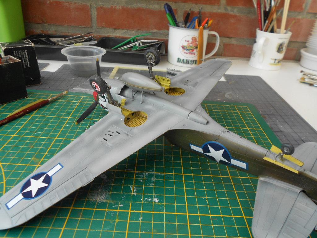 P 40 N.  Warhawk 1/32 Eduard   - Page 2 P40_bi16