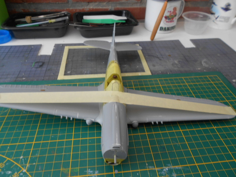 P 40 N.  Warhawk 1/32 Eduard   P40_en12