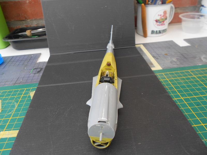 P 40 N.  Warhawk 1/32 Eduard   P40_fe10