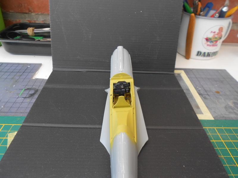 P 40 N.  Warhawk 1/32 Eduard   P40_fe11