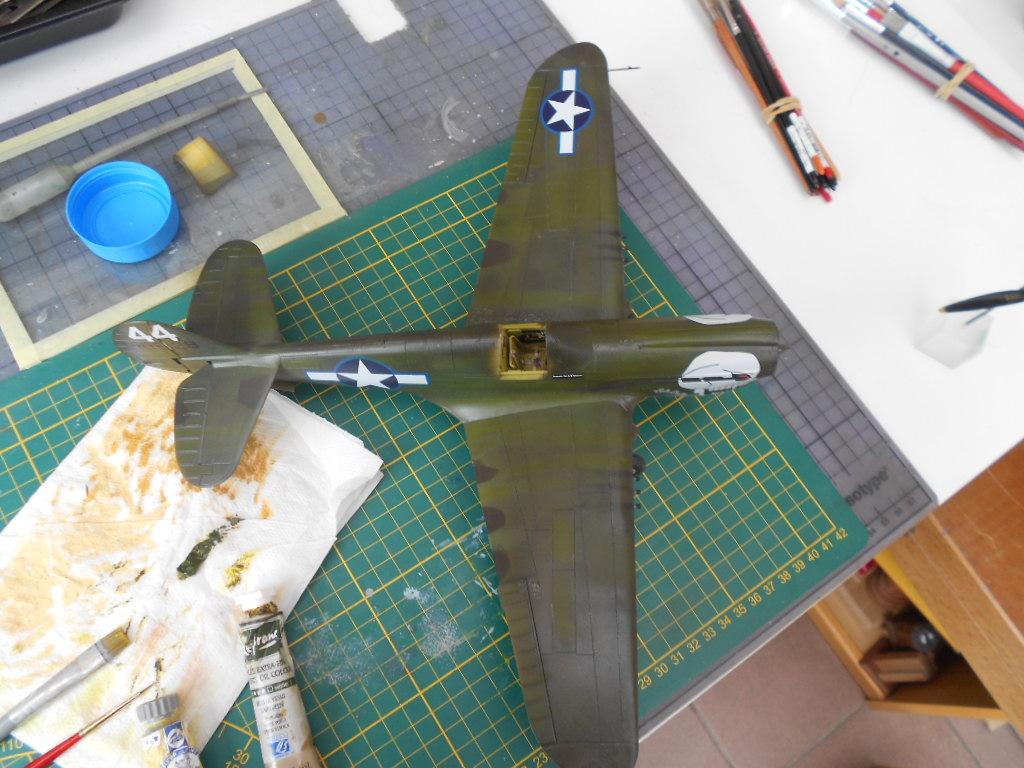P 40 N.  Warhawk 1/32 Eduard   - Page 2 P40_fi14