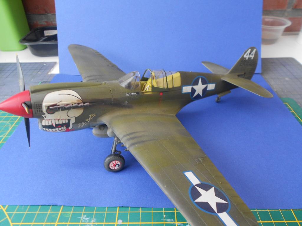 P-40 N Warhawk 1/32 Edouard   - Page 2 P40_fi58