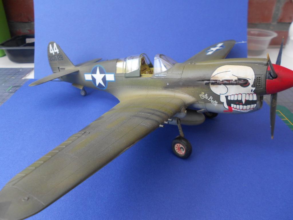 P-40 N Warhawk 1/32 Edouard   - Page 2 P40_fi60