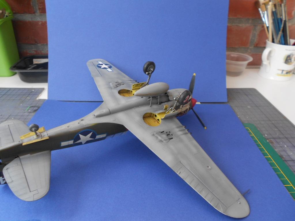 P-40 N Warhawk 1/32 Edouard   - Page 2 P40_fi61