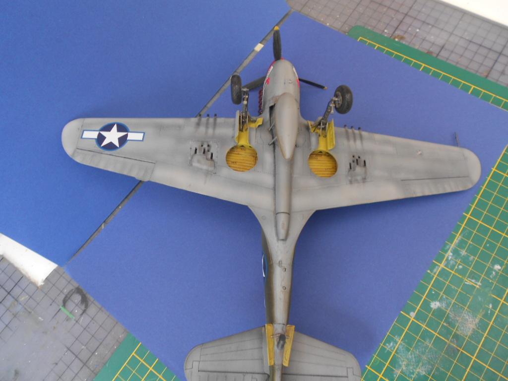 P-40 N Warhawk 1/32 Edouard   - Page 2 P40_fi62