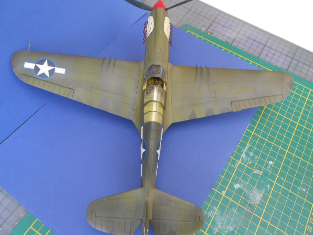 P-40 N Warhawk 1/32 Edouard   - Page 2 P40_fi63