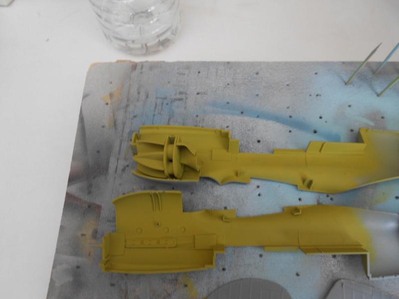 P 40 N.  Warhawk 1/32 Eduard   P40_le20