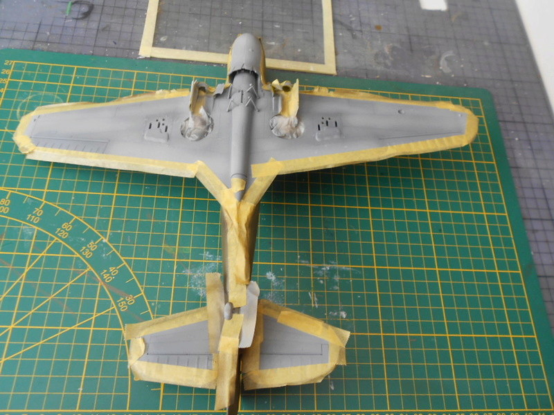 P 40 N.  Warhawk 1/32 Eduard   - Page 2 P40_pe33