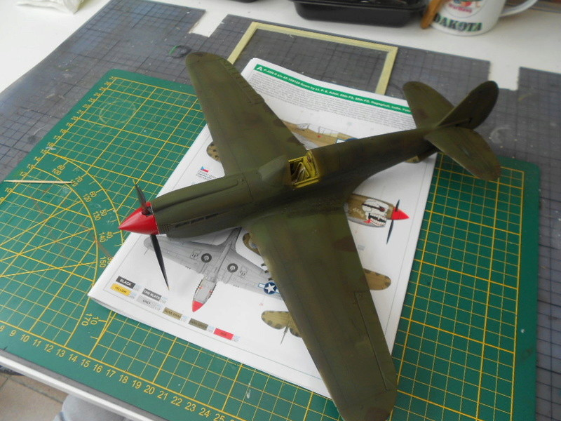 P 40 N.  Warhawk 1/32 Eduard   - Page 2 P40_pe34