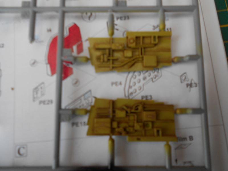 P 40 N.  Warhawk 1/32 Eduard   P40_pi17
