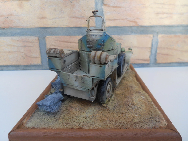 british armoured car pattern 1920 Patter78