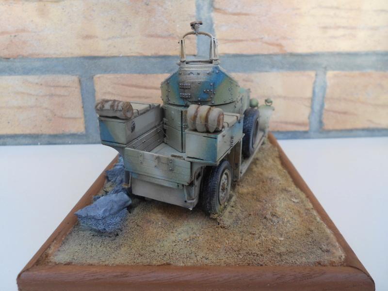 british armoured car pattern 1920 Patter87