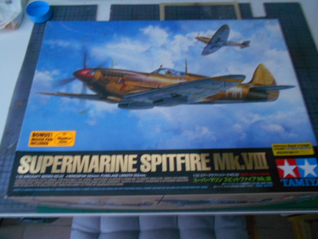 Supermarine Spitfire MK VIII 1/32 Tamiya  Spit_l17