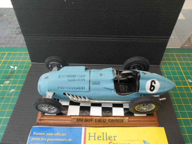Talbot Lago GP 1/24 Heller  - Page 2 Talbot63