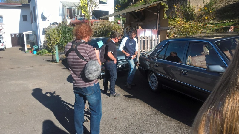 Reportage Youngtimer sur France 3 Wp_20127