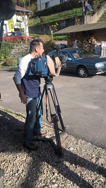 Reportage Youngtimer sur France 3 Wp_20133