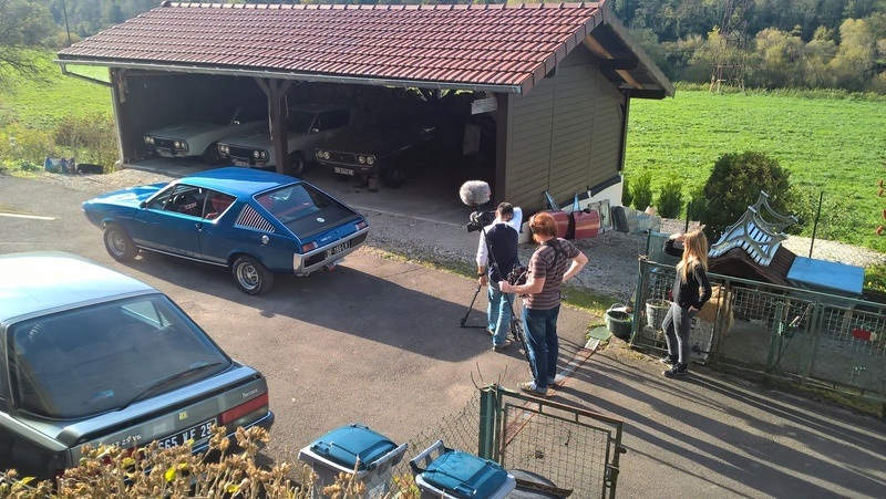 Reportage Youngtimer sur France 3 Wp_20138