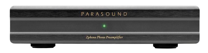 Parasound Zphono phono stage ( sold ) Zphono11