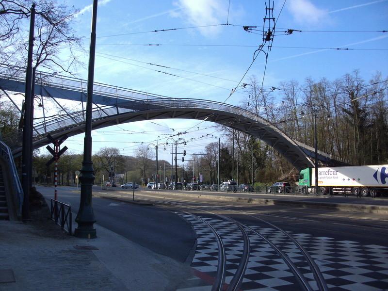 01 Itinéraire N°0 W0 Véloroute des capitales - Partie Bruxelles - La Hulpe (RV10 - EV5) 13_ter10