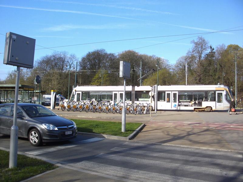 01 Itinéraire N°0 W0 Véloroute des capitales - Partie Bruxelles - La Hulpe (RV10 - EV5) 14_ter10