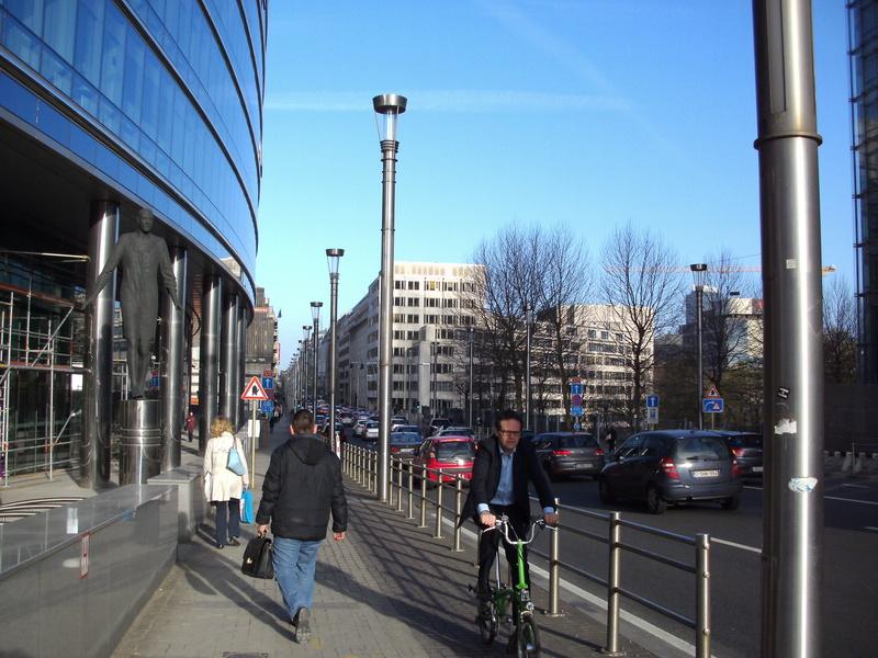 01 Itinéraire N°0 W0 Véloroute des capitales - Partie Bruxelles - La Hulpe (RV10 - EV5) 22_bru10