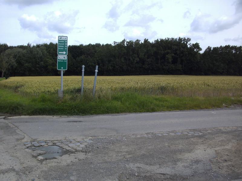 03 Itinéraire N°0 W0 Véloroute des capitales - Partie Wavre - Daussoulx (RV10 -EV5) 23a_pe10