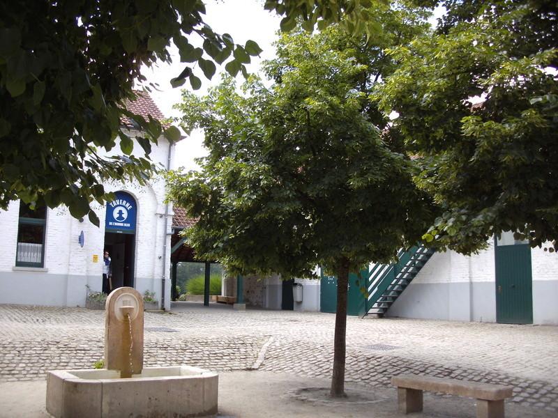 01 Itinéraire N°0 W0 Véloroute des capitales - Partie Bruxelles - La Hulpe (RV10 - EV5) 7b_ter10