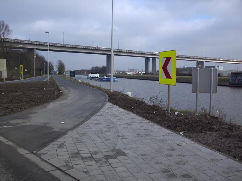 ICR CK Part 2 Canal maritime de Bruxelles à l'Escaut - Zeekanaal Brussel-Schelde Partie région Bruxelles - Ville de Bruxelles Grens_10