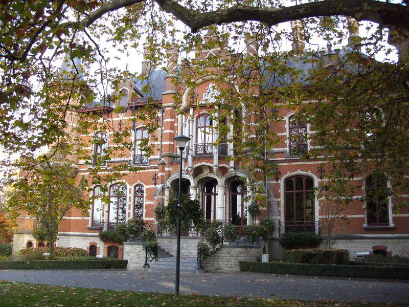 01 Itinéraire N°0 W0 Véloroute des capitales - Partie Bruxelles - La Hulpe (RV10 - EV5) Hoeila11