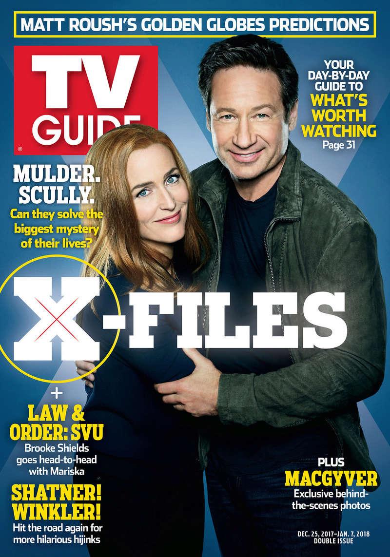 Magazine : TV GUIDE 2017-2018 Tumblr60
