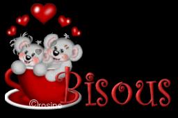 Bonjour/bonsoir de juin - Page 3 Bisous13
