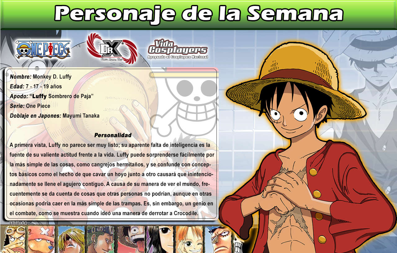 Luffy (One Opiece) - Ps #4 410