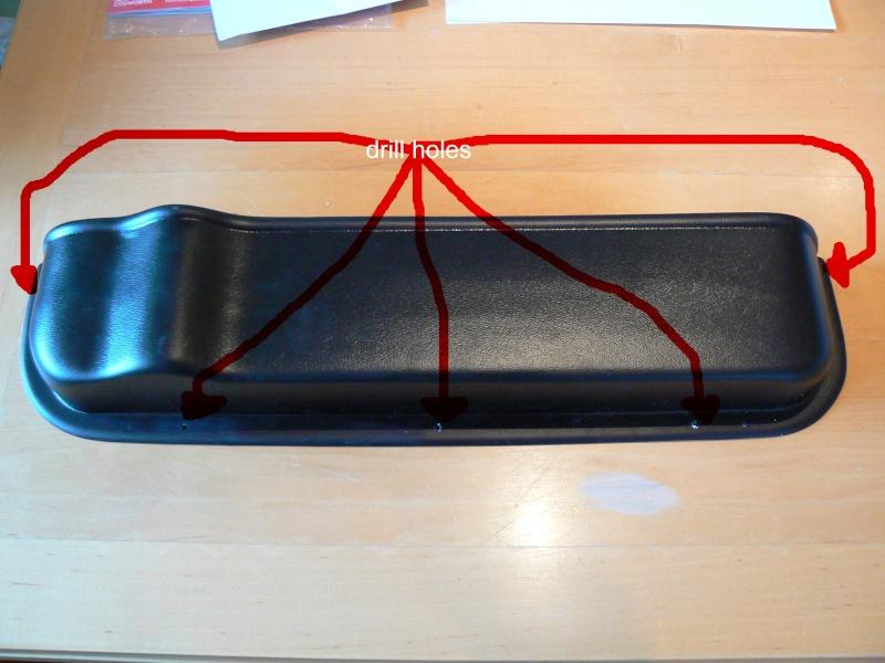 Front Door Pockets/Cup Holder Install - EASY/MEDIUM Cuphol10