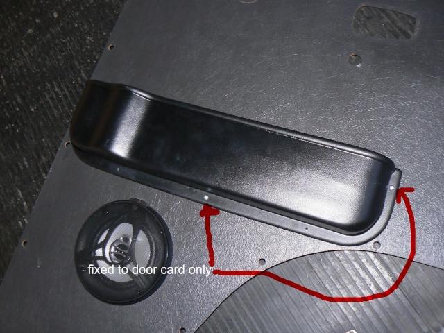 Front Door Pockets/Cup Holder Install - EASY/MEDIUM Cuphol12