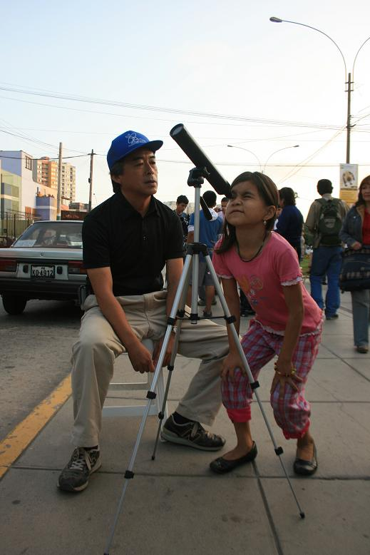 Dia Internacional de la Astronomia Galile11