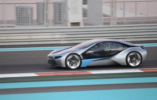 2013 - [BMW] i8 [i12] 20110