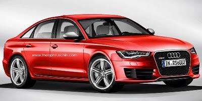 2012 - [Audi] RS6 [C7] Ce10