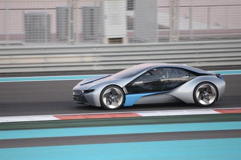 2013 - [BMW] i8 [i12] D510