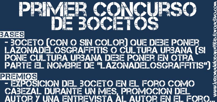 PRIMER CONCURSO DE BOCETOS Concur10