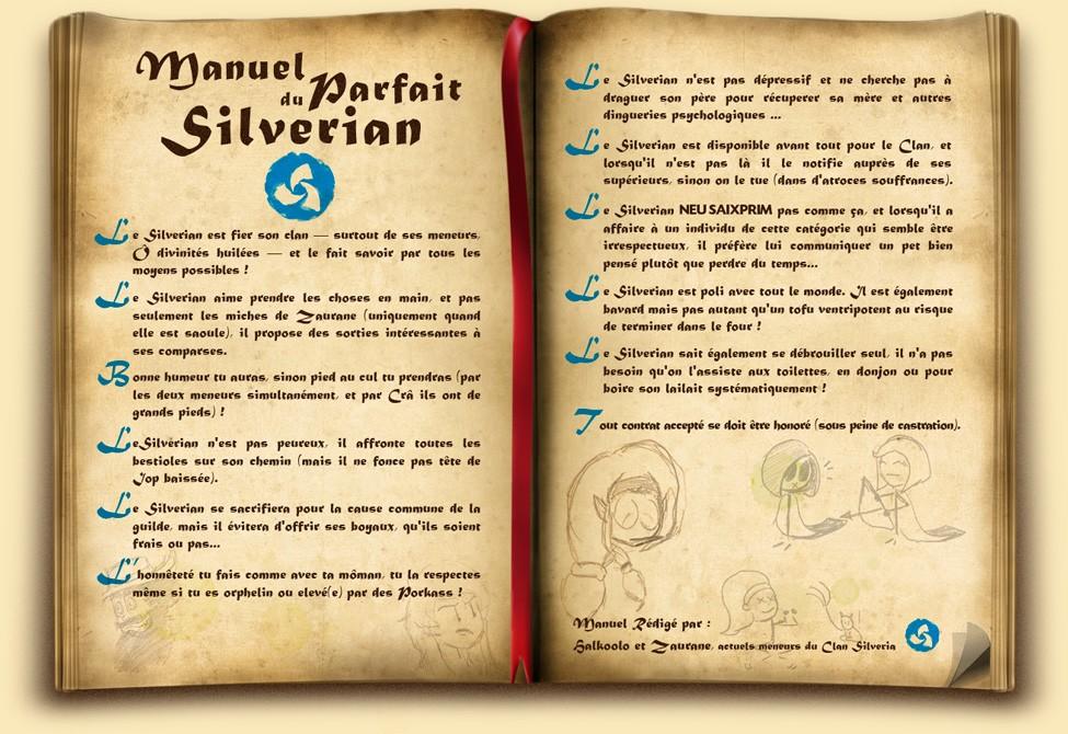 Le Manuel du Parfait Silverian Manuel13