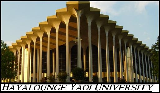 Yaoï > Hayalounge University Contex10