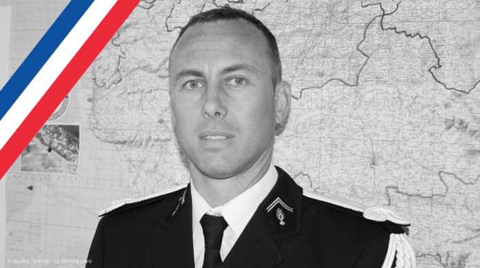 Le lieutenant-colonel Arnaud Beltrame Rip_212