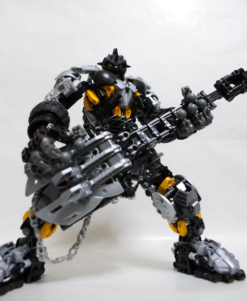 [MOC] Bionicle Rock Band... 0910