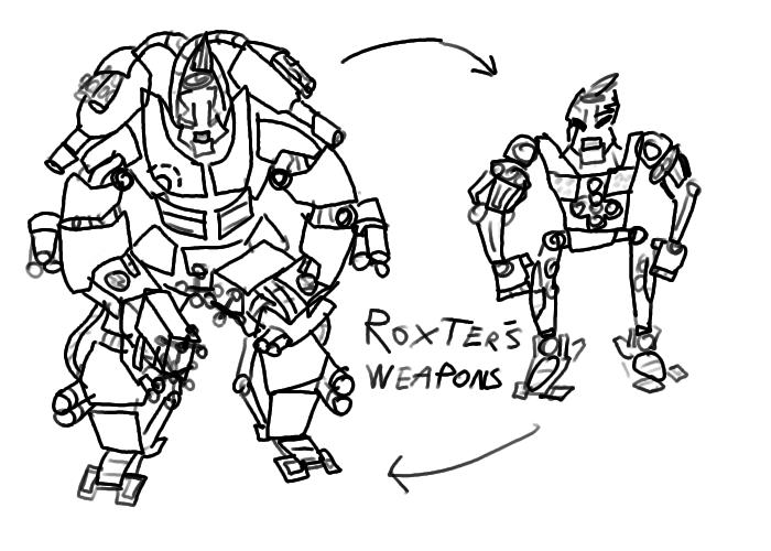 TFPA Production: Les Grands Débuts Roxter11