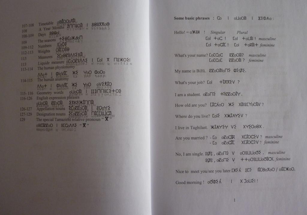 amazigh - Livres sur la litterature Chleuhs Amazigh 410