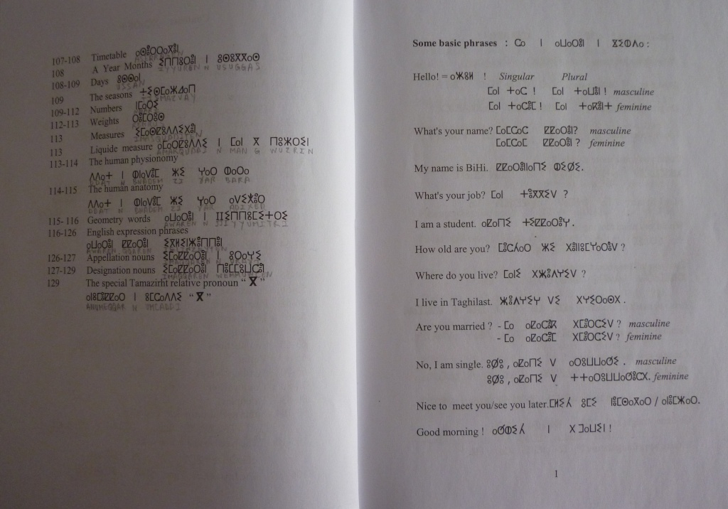 Livres sur la litterature Chleuhs Amazigh 410