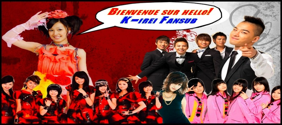 Hello! K-irei Fansub