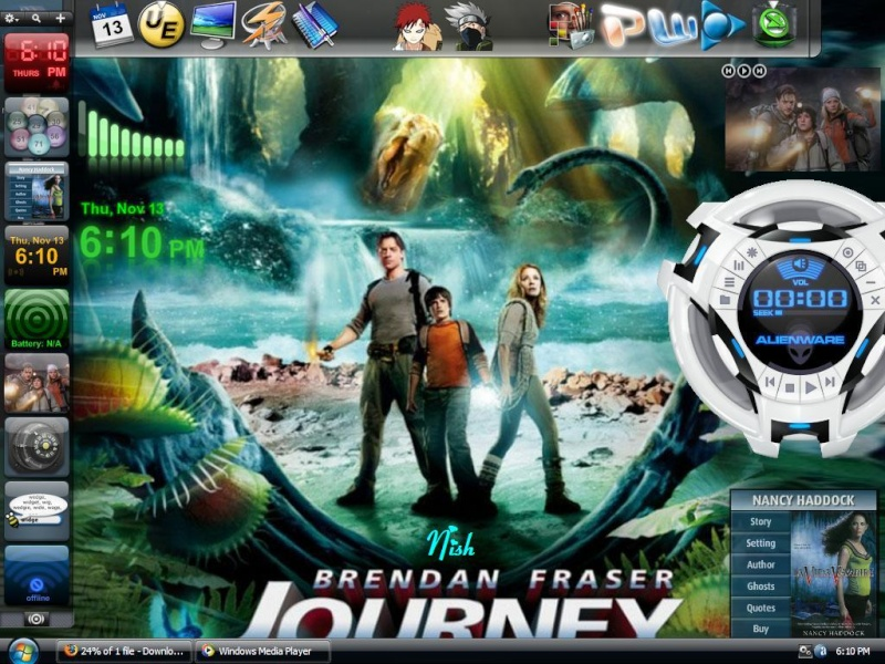 Journey To Center of earth :P Funny Journe10
