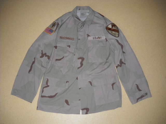 Tenue  DCU (veste, pantalon...). Dscn3061